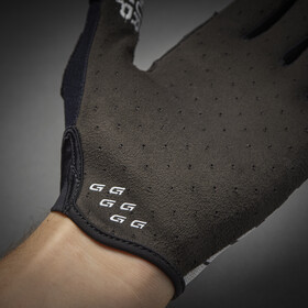 GripGrab Racing Full Finger Gloves white
